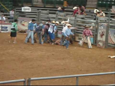 PBR Professional bull riders