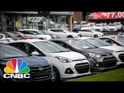 Auto Sector Expectations For 2017 | Squawk Box | CNBC
