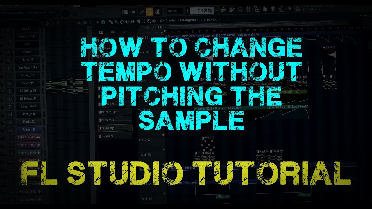 how to sample audio fl studio 12