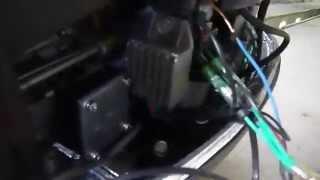 Випрямляч, регулятор стабілізатор на човновий мотор.