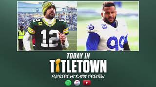Packers vs Rams playoff PREVIEW