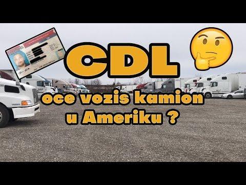 CDL Dozvola za kamion u Americi, zivot u Americi