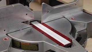 Infinity Cutting Tools - DeWalt Miter Saw Zero Clearance Insert