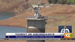 Water shortage persists in several Nairobi estates