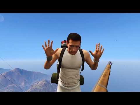 "Bila Tiba ""Ungu"" ( GTA 5 Video Music)"