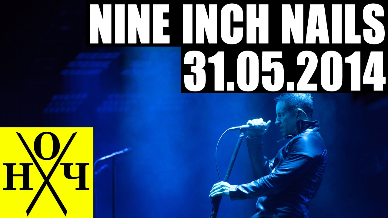 Nine Inch Nails - Live At Primavera Sound, Bascelona (31.V.2014 ...