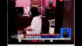 Pelaku Aborsi Lewat Dukun Pijat Magelang, Jalani Tes DNA - BIS 22/06