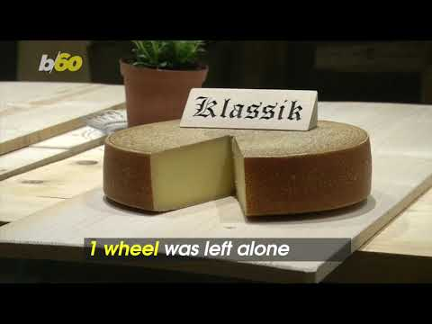 A.J. - Cheese That Is Exposed To Music Is Said To Taste Better Than Regular Cheese