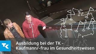 Ausbildung bei der TK - Kaufmann/-frau im Gesundheitswesen