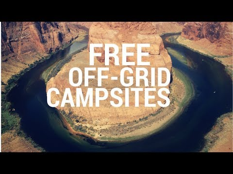 16] Off-Grid in the Grand Canyon & Horseshoe Bend | Abandon Comfort – USA Road Trip