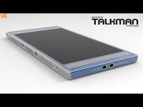 SONY Talkman 2018 Introduction - The Best Sounding Smartphone For Music Lovers