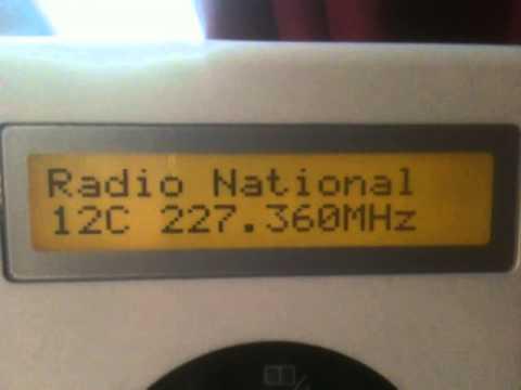 Radio National - 12C TUNIS DAB+