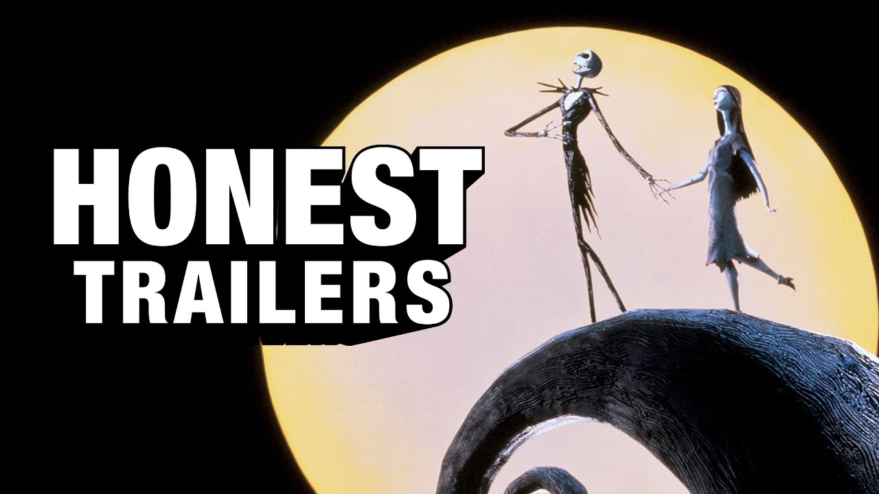 Honest Trailers - The Nightmare Before Christmas - YouTube