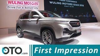 Wuling SUV (Baojun 530) | First impression | GIIAS 2018 | OTO.com