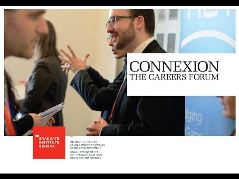 Connexion 2015 - The Careers Forum