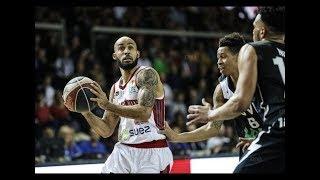David Logan(데이비드 로건) 2017/18 Basketball Champions League Highlights