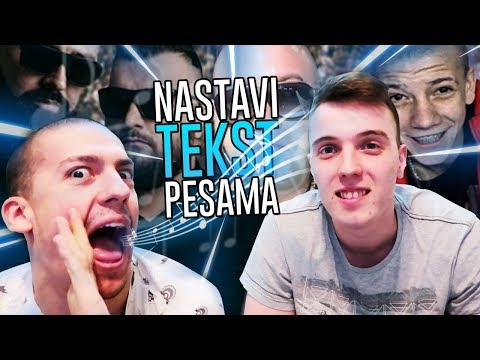 Nastavi tekst Balkanskih pesama w/ BakaPrase