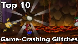 Top 10 Game-Crashing Glitches in Paper Mario 64