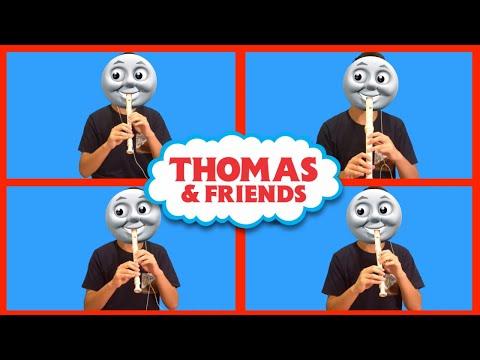 Thomas the train on recorder