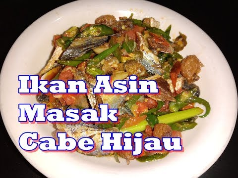 resep-masak-enak-ikan-asin-cabe-ijo