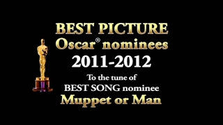 2011 2012 Oscars Best Picture song parody