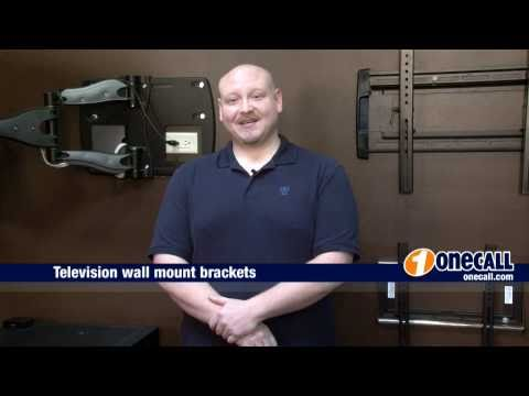 Explained: TV Wall Mounts Overview By OneCall