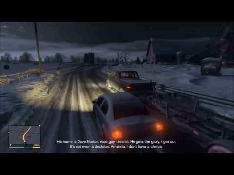 GTA V: Back to North Yankton