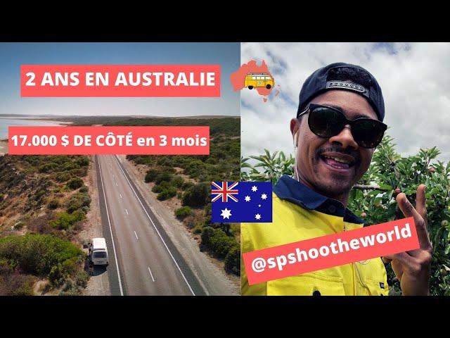 AUSTRALIE : Travailler en ferme, achat de van, road trip en couple !