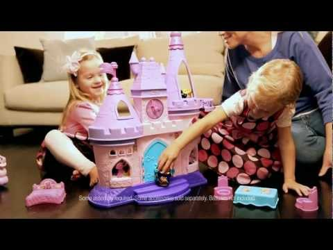 Fisher Price - Little People - Disney Princess Songs Palace