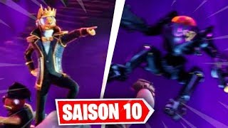 SAISON 10: NEW COMBAT SKINS - NEW MAP FORTNITE ...
