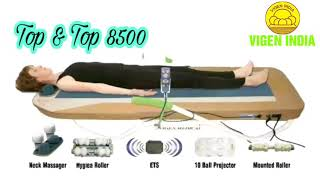 Vigen india top & top 8500 spine based therapy