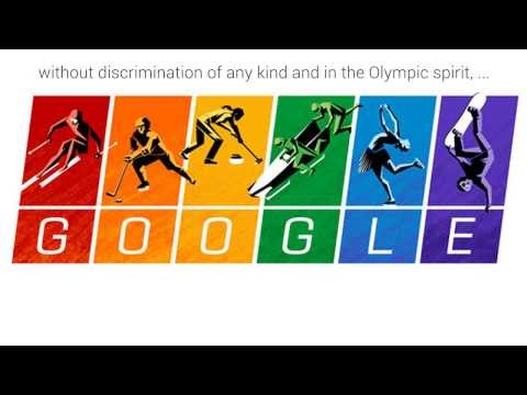 Olympic Charter Google 2014