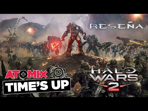 #AtomixTime'sUp – Reseña: Halo Wars 2
