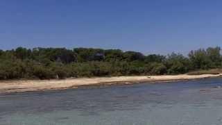 Torre Guaceto, bagno nell'oasi