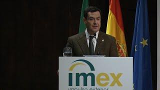 """Moreno dice que el Gobierno andaluz genera """"confianza"""""""