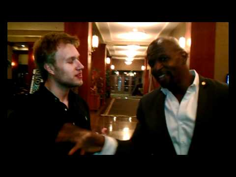 Talking to Terry Crews | Furious Pete