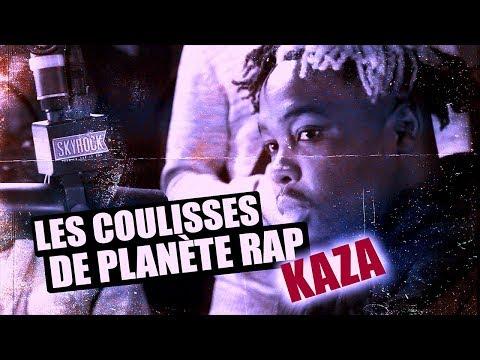Youtube: Kaza – Les coulisses de #PlanèteRap (S01/EP09)