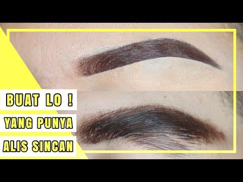Make Easy Shaving Eyebrows  New 2018