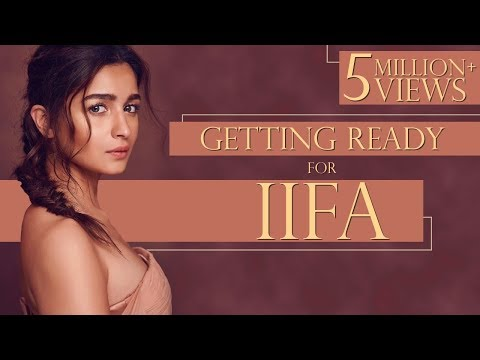 Getting Ready for IIFA 2019 | Alia Bhatt Mp3