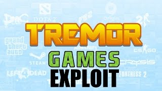 видео tremor games