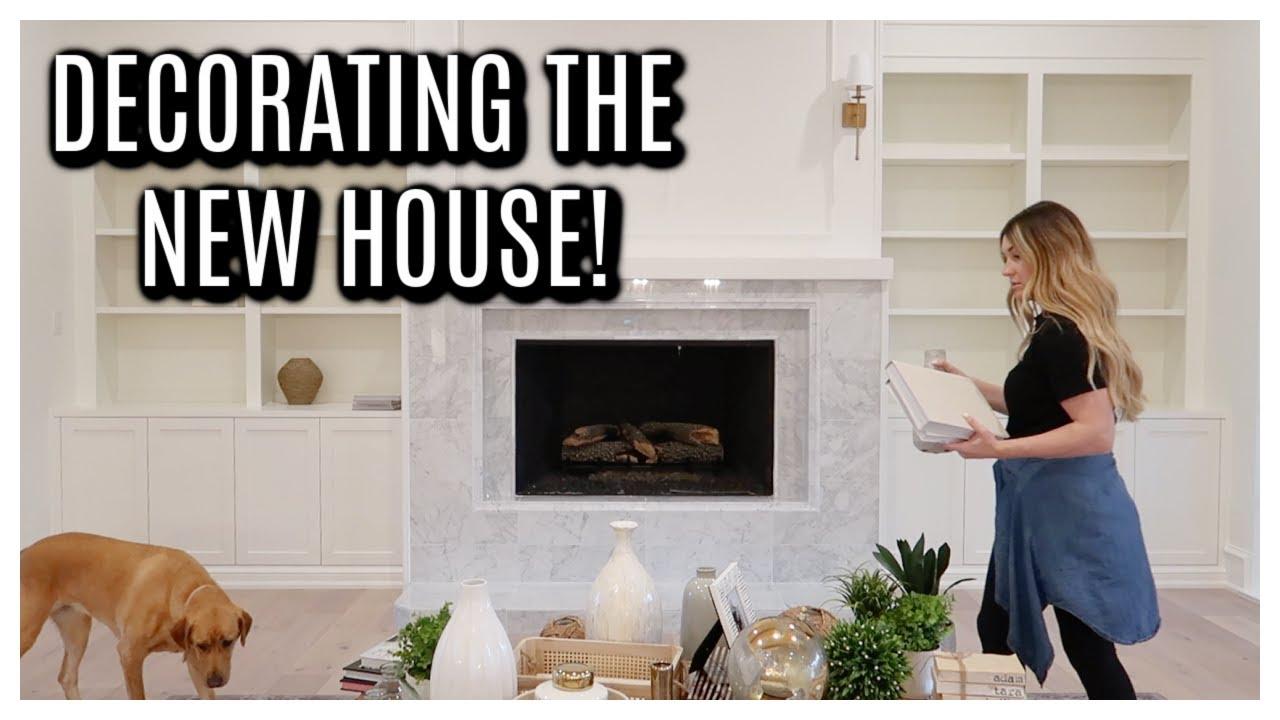 DECORATING THE NEW HOUSE + THYROID CHECK   Tara Henderson
