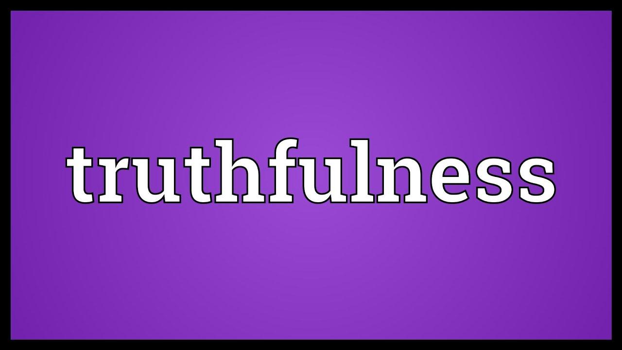 essays on truthfulness