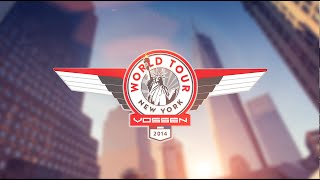 Vossen World Tour | New York | 2014 Part I Video