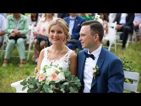 Freie Trauung Sarah und Marcel Fürstliche Remise Wedding Film Video Hochzeit Obermühle Langenselbold