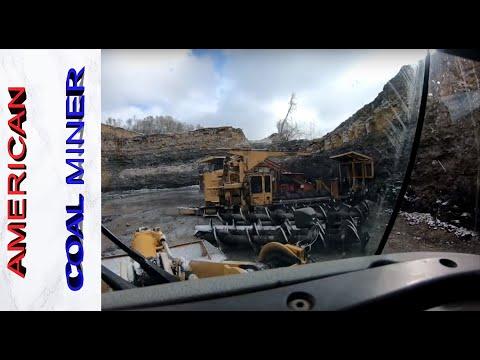 GoPro Hero 8 Black - Surface Coal Mine Time Lapse