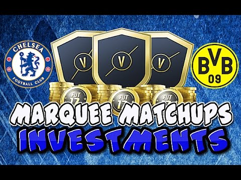 FIFA 17 | BRAND NEW MARQUEE MATCHUPS INVESTMENTS! 21ST APRIL