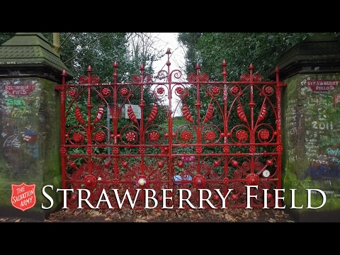 Forever Strawberry Field   The Salvation Army