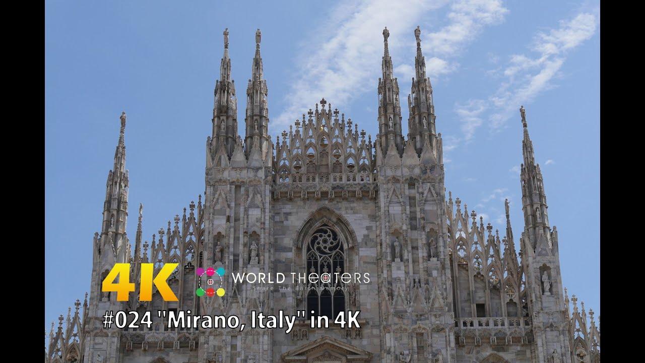 024 Milan Italy In 4k ミラノ イタリア 世界一周7カ国目 Youtube