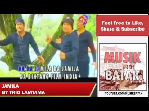Lagu Batak - Trio Lamtama - Jamila