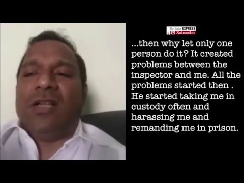 Exclusive Interview With Tamil Nadu Don Sridhar Dhanapalan